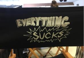 Connor Muhl Everything Sucks Chair