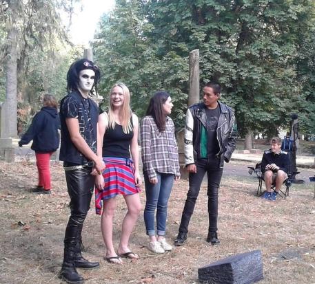 Connor Muhl My Summer As A Goth